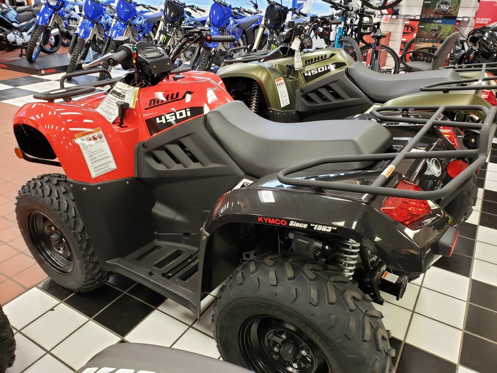2020 Kymco MXU 450i in Tulsa, Oklahoma - Photo 4