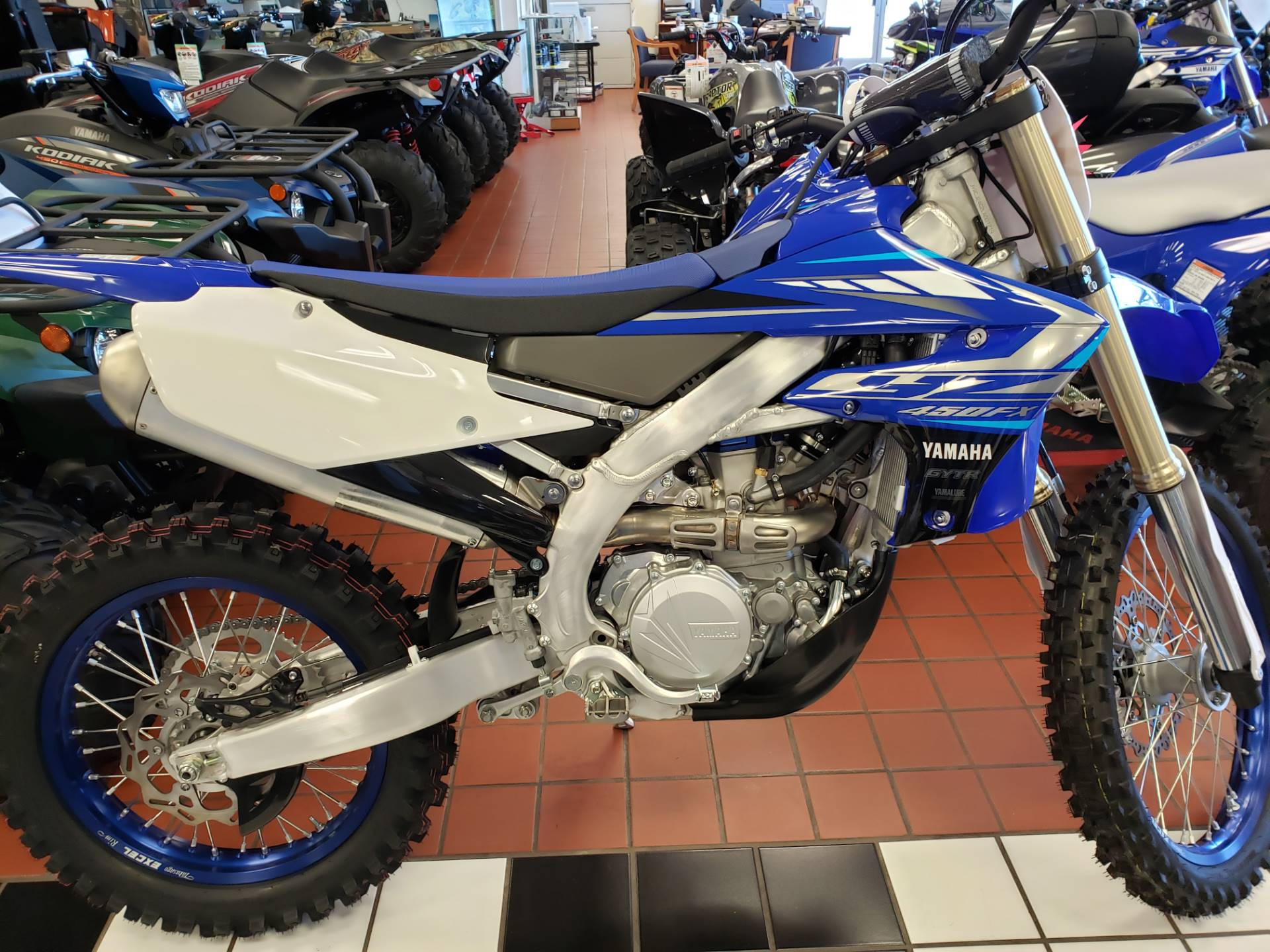 2020 Yamaha YZ450FX in Tulsa, Oklahoma - Photo 1