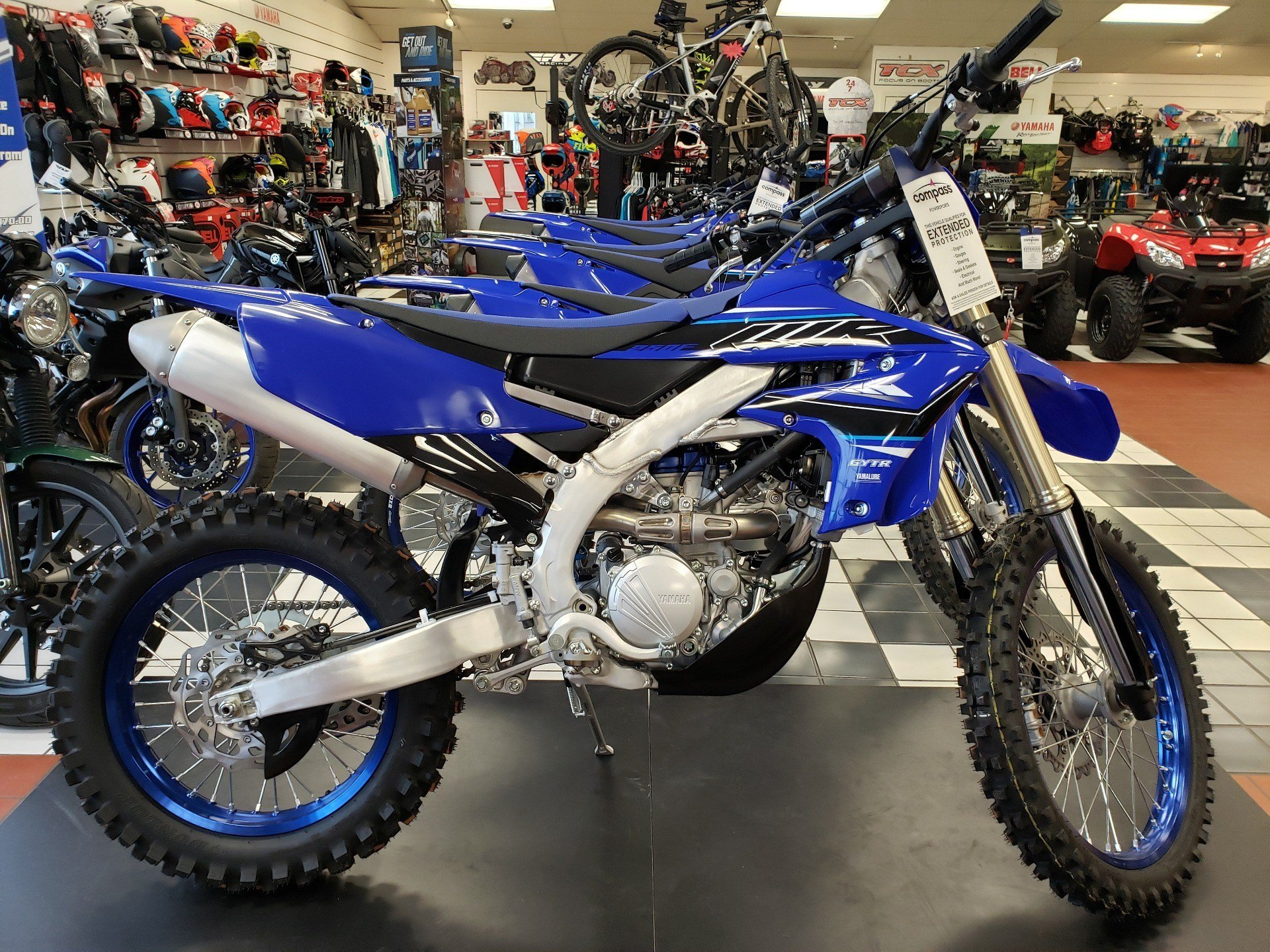 2021 Yamaha WR250F in Tulsa, Oklahoma - Photo 1