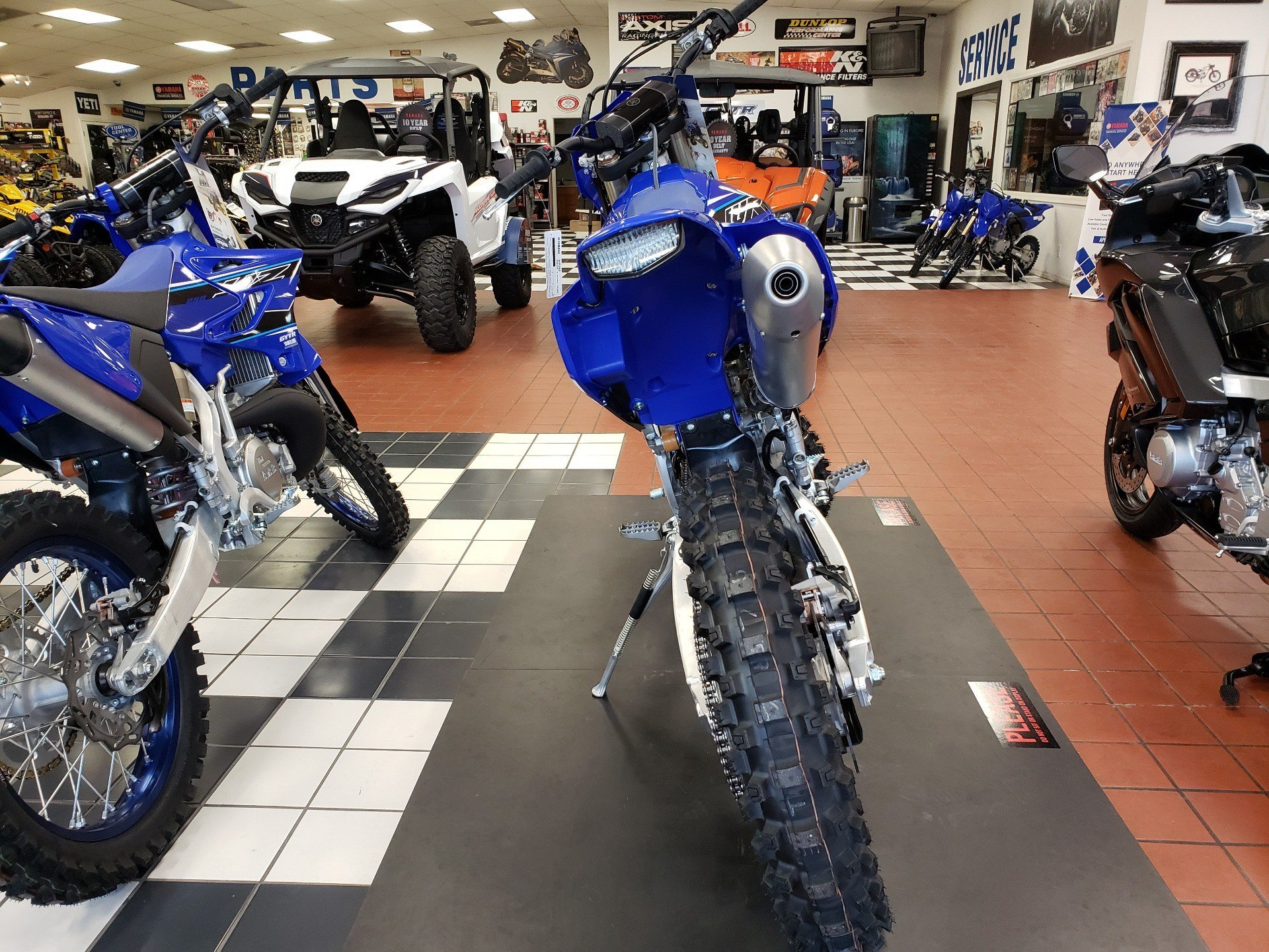 2021 Yamaha WR250F in Tulsa, Oklahoma - Photo 4