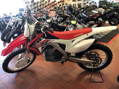 2015 Honda CRF450R in Tulsa, Oklahoma - Photo 1