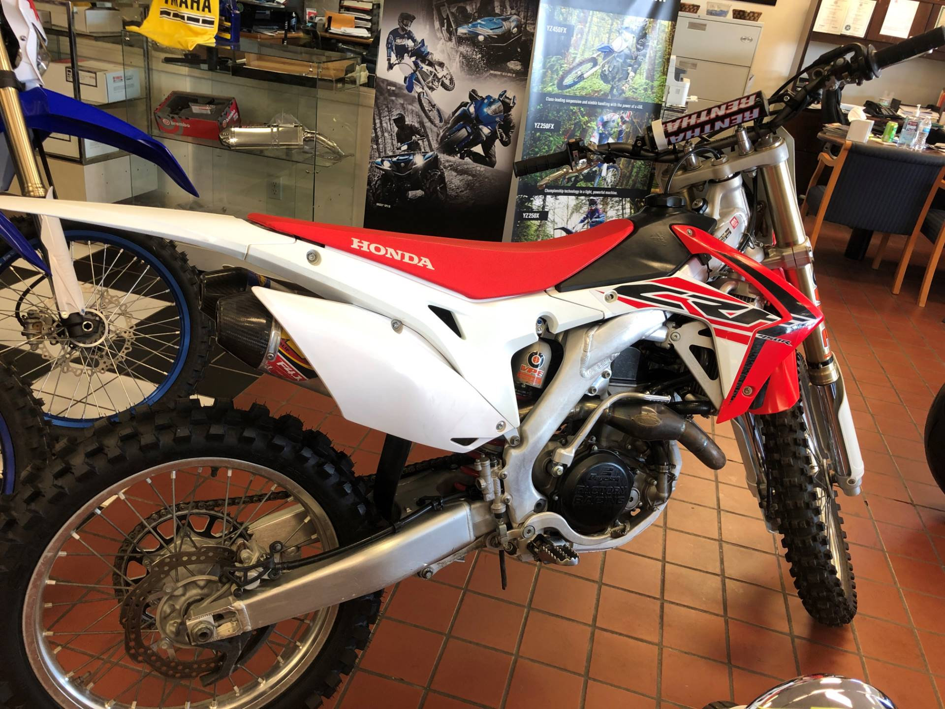 2015 Honda CRF450R in Tulsa, Oklahoma - Photo 4