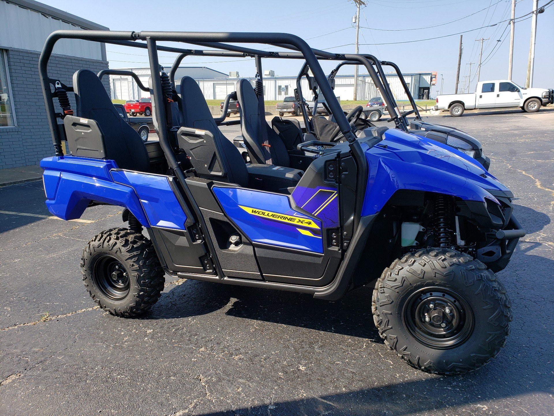 2020 Yamaha Wolverine X4 850 in Tulsa, Oklahoma - Photo 1