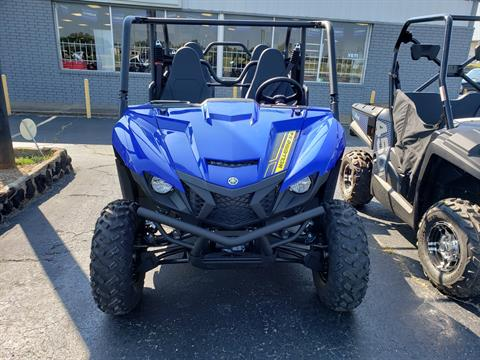 2020 Yamaha Wolverine X4 850 in Tulsa, Oklahoma - Photo 2