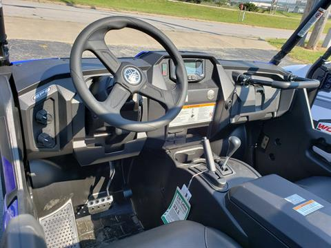 2020 Yamaha Wolverine X4 850 in Tulsa, Oklahoma - Photo 4