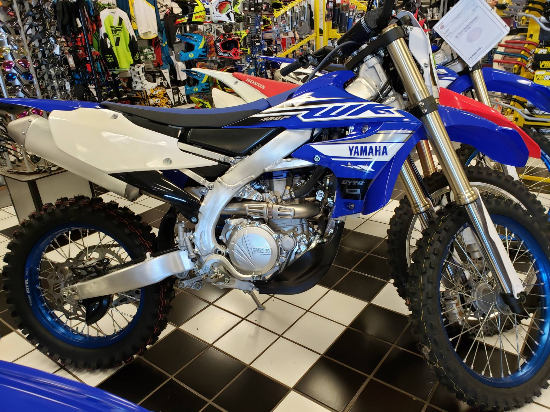 2019 Yamaha WR450F in Tulsa, Oklahoma - Photo 2