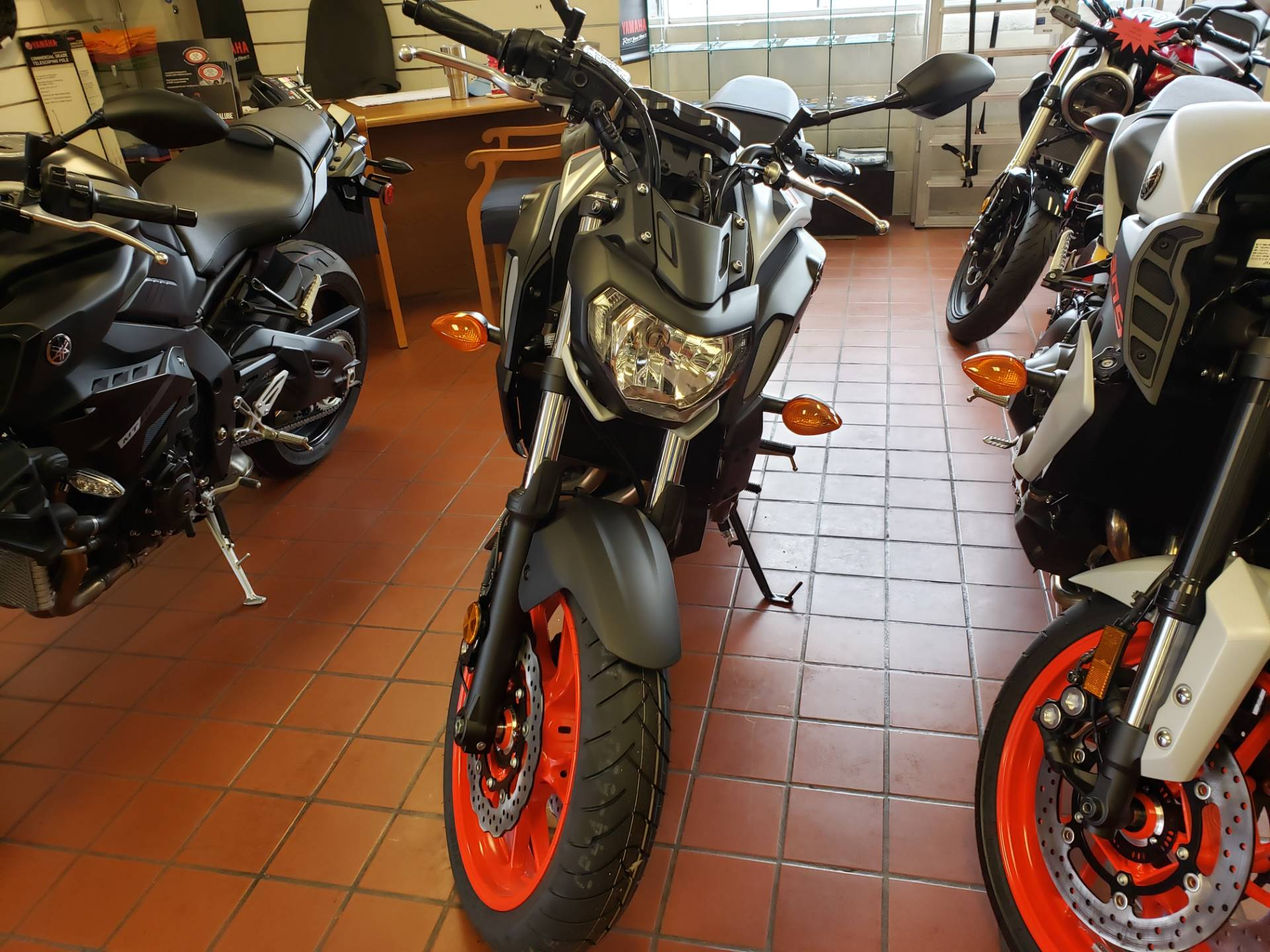 2019 Yamaha MT-07 in Tulsa, Oklahoma - Photo 2