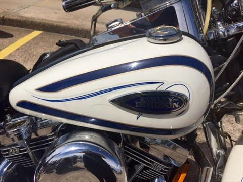 1997 Harley-Davidson FLSTS Heritage Softail Springer in Houston, Texas