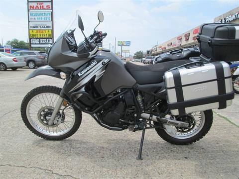 2011 Kawasaki KLR™650 in Houston, Texas