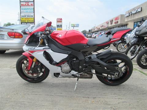 2015 Yamaha YZF-R1 in Houston, Texas