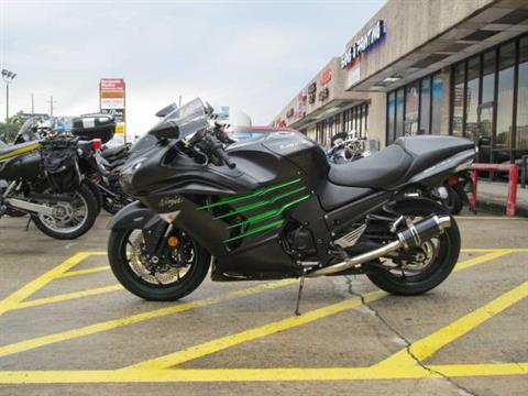 2015 Kawasaki Ninja® ZX™-14R ABS in Houston, Texas