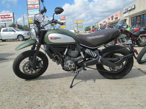 2015 Ducati Scrambler Urban Enduro in Houston, Texas