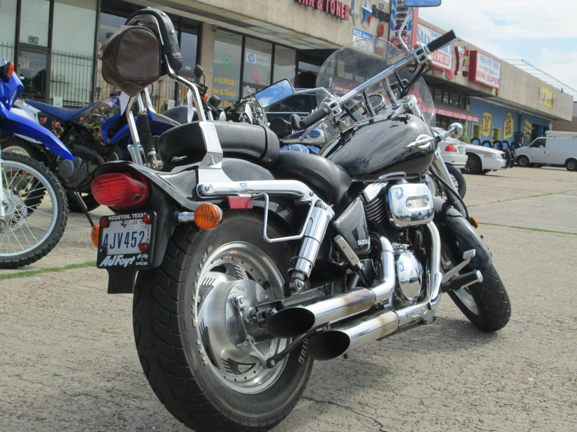 2004 Suzuki Marauder™  800 (VZ800) in Houston, Texas