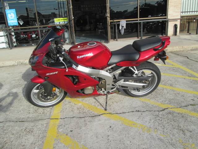 2007 Kawasaki ZZR®600 in Houston, Texas - Photo 1
