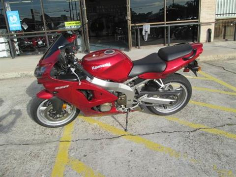 2007 Kawasaki ZZR®600 in Houston, Texas