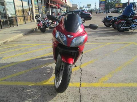 2007 Kawasaki ZZR®600 in Houston, Texas - Photo 3