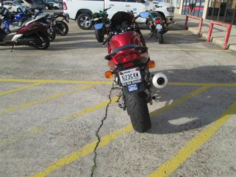 2007 Kawasaki ZZR®600 in Houston, Texas - Photo 4