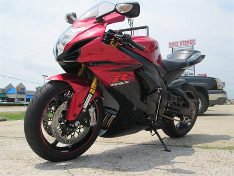 2014 Suzuki GSX-R750™ in Houston, Texas