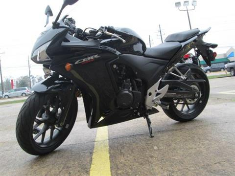 2015 Honda CBR®500R in Houston, Texas