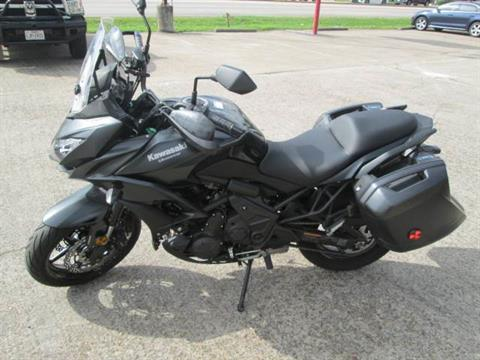 2016 Kawasaki Versys 650 LT in Houston, Texas