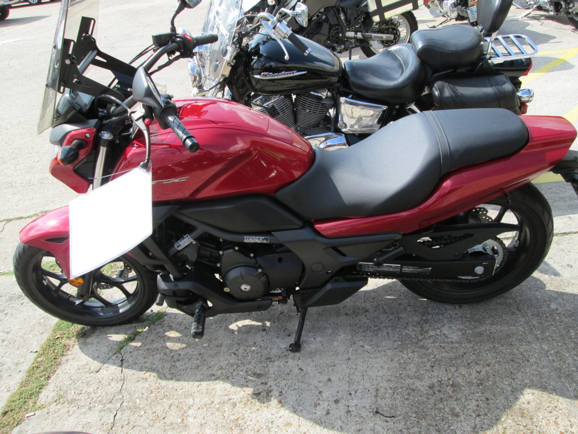 Used 2014 Honda CTX®700N Motorcycles in Houston, TX | Stock Number: N/A