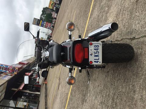 2011 Yamaha V Star Custom in Houston, Texas