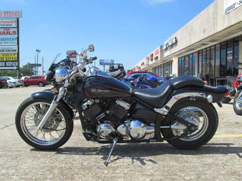 2011 Yamaha V Star Custom in Houston, Texas