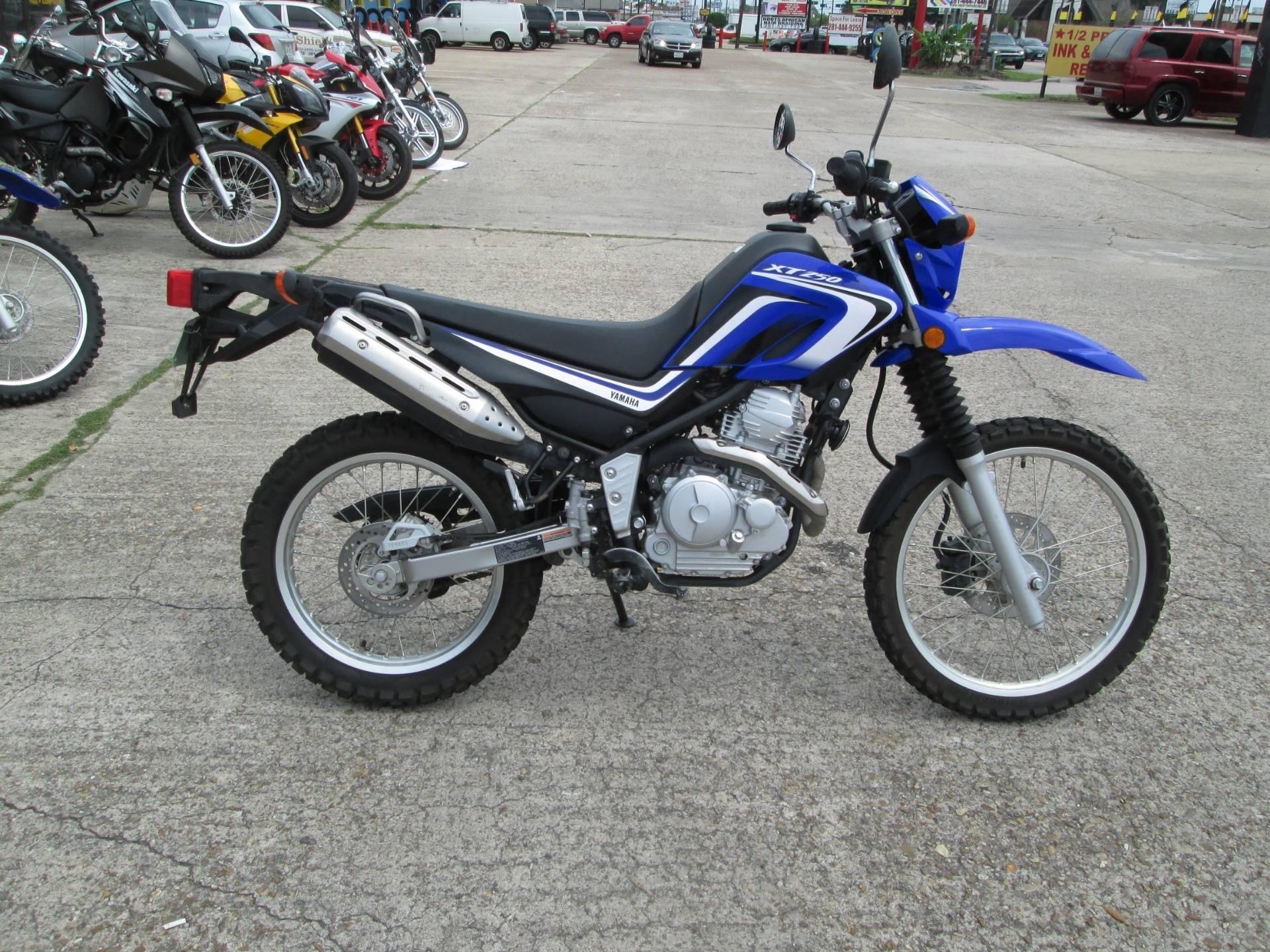 2014 Yamaha XT250 for sale 23868