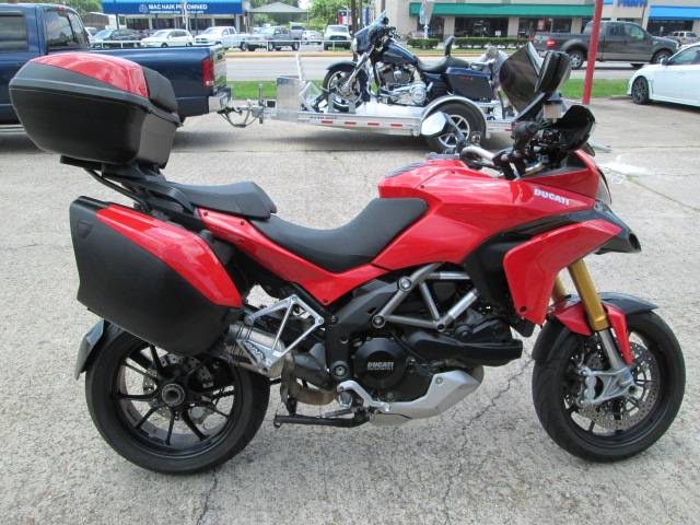 2010 Ducati Multistrada 1200 S in Houston, Texas