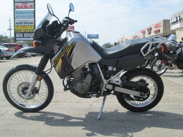 2007 Kawasaki KLR 650 in Houston, Texas
