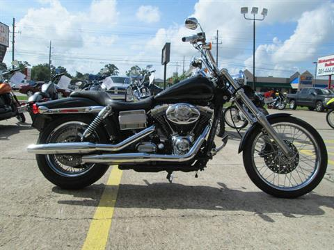 2007 Harley-Davidson Dyna Wide Glide in Houston, Texas