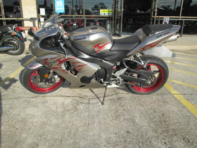 2006 Kawasaki Ninja® ZX-6R in Houston, Texas - Photo 2