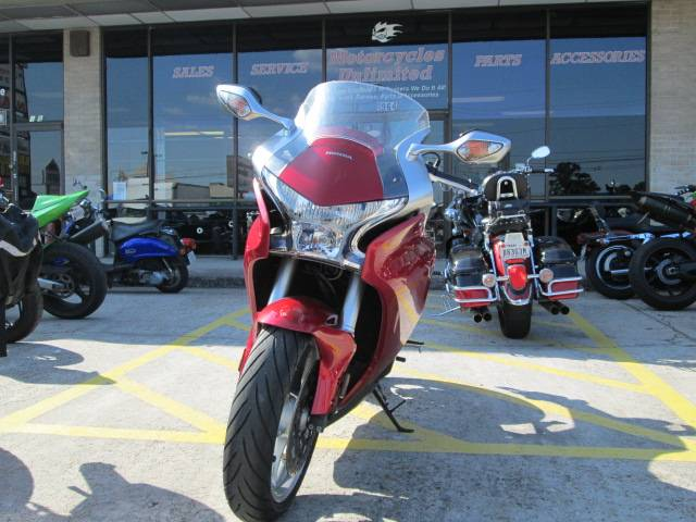 2010 Honda VFR1200F in Houston, Texas