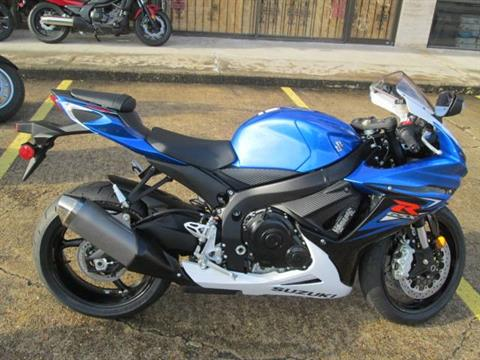 2014 Suzuki GSX-R600™ in Houston, Texas