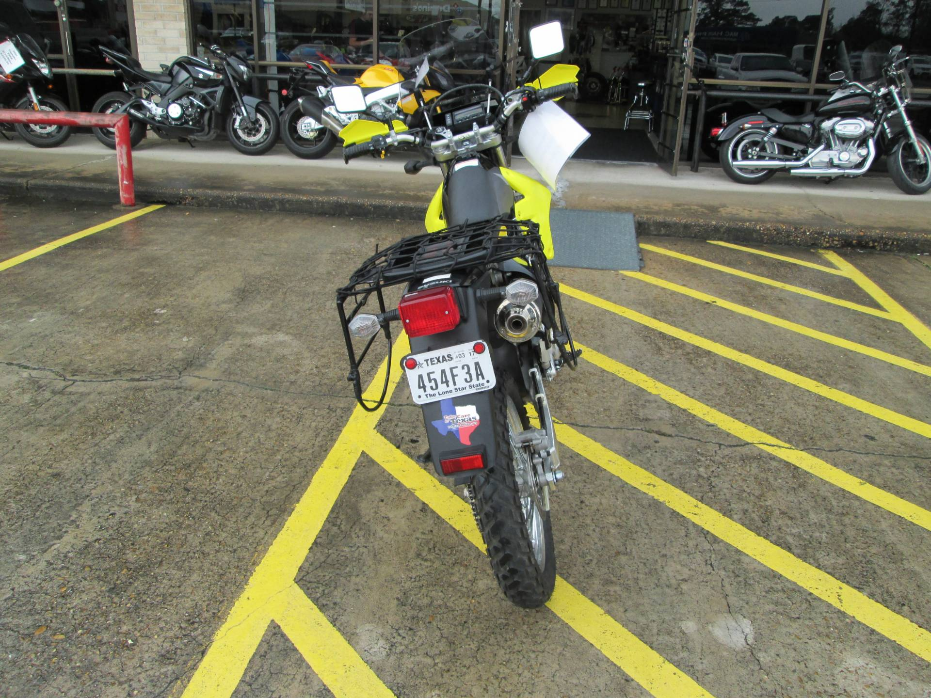 2013 Suzuki DR-Z400S in Houston, Texas