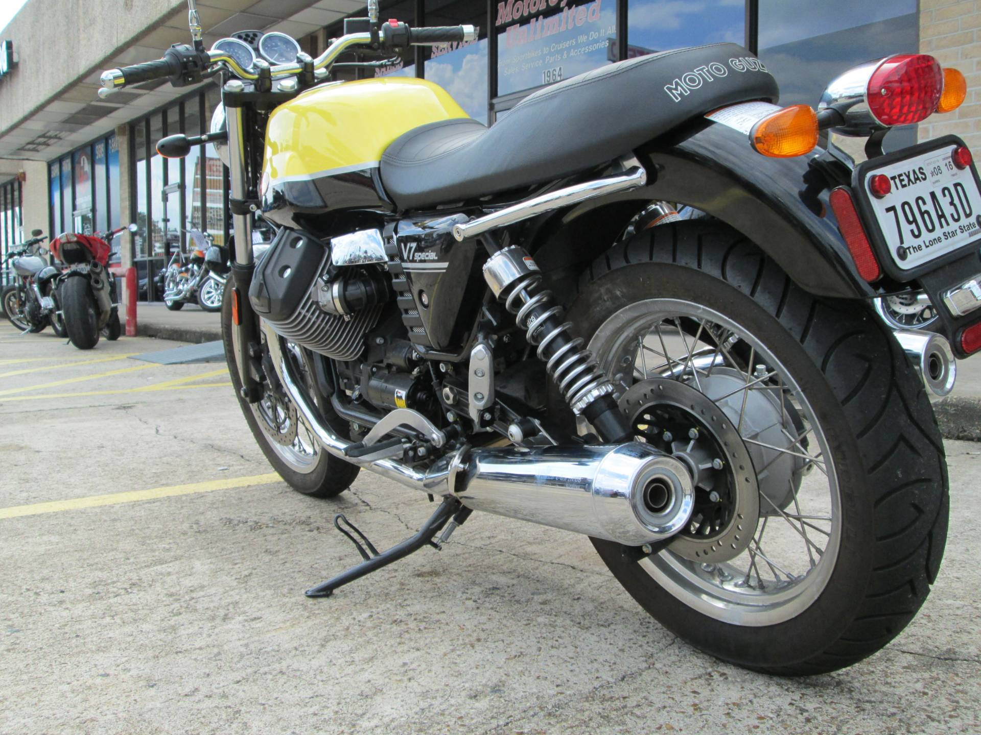 2013 Moto Guzzi V7 Special in Houston, Texas