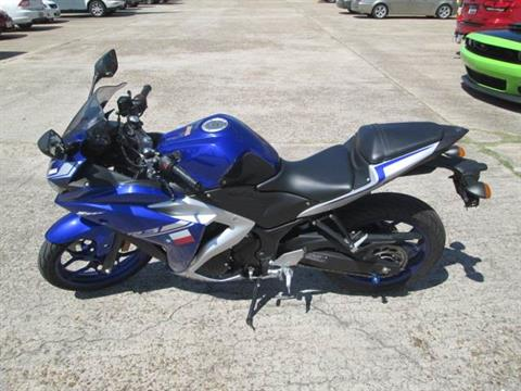 2017 Yamaha YZF-R3 in Houston, Texas