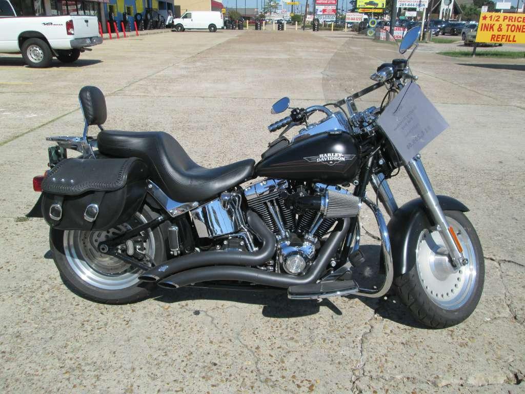 2009 Harley-Davidson Softail® Fat Boy® in Houston, Texas