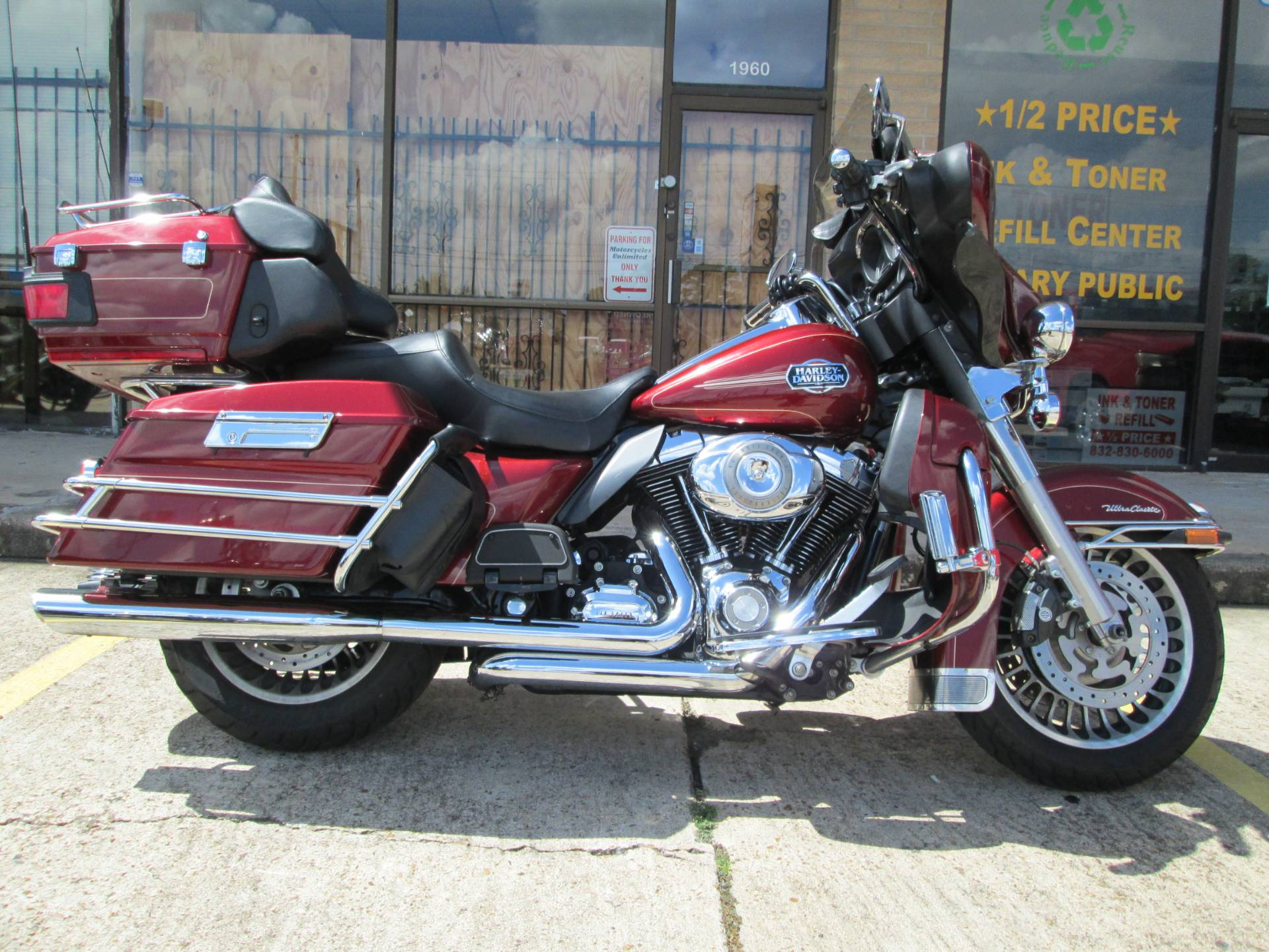 2009 Harley-Davidson Ultra Classic® Electra Glide® in Houston, Texas