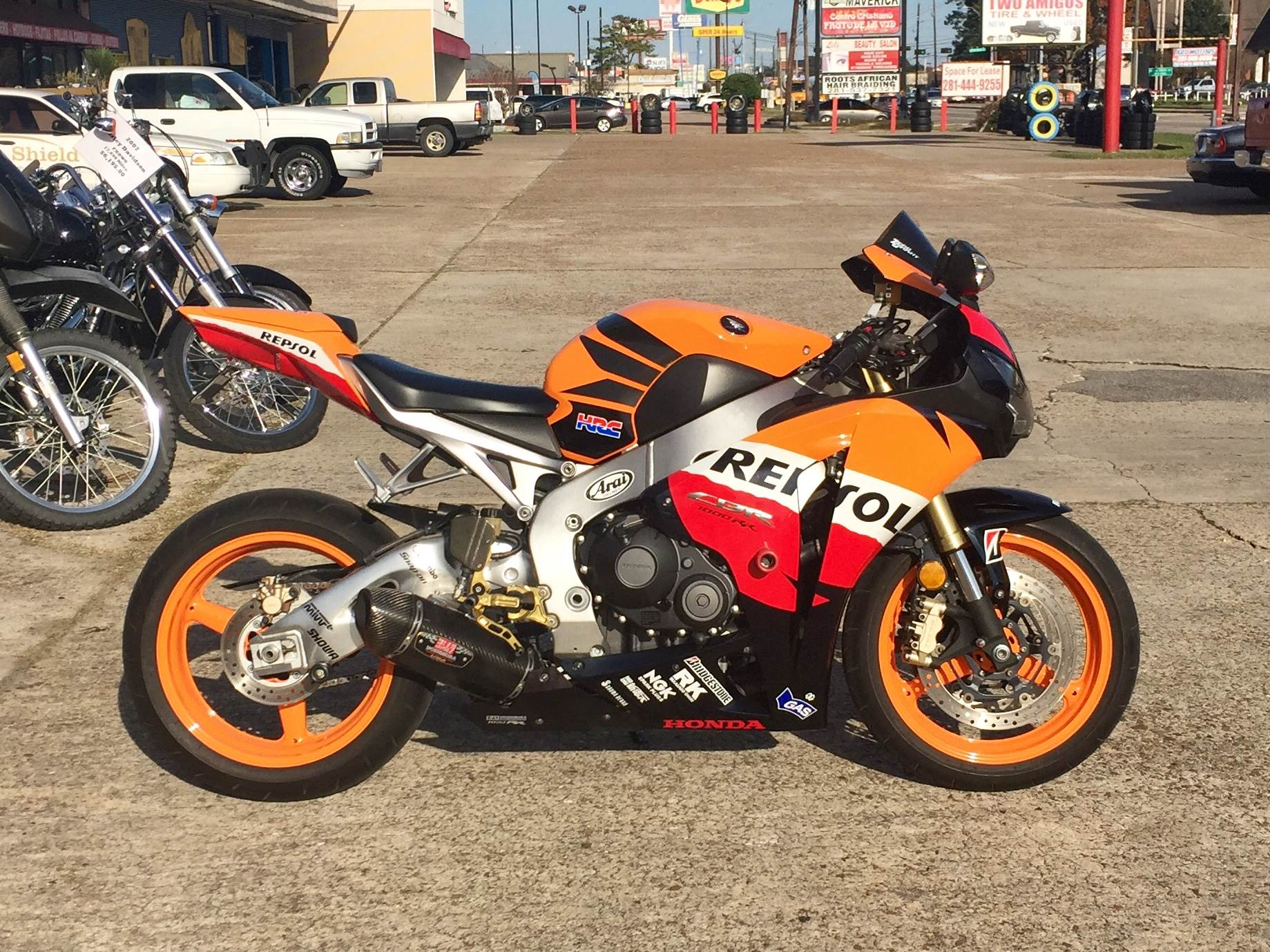 2009 Honda CBR®1000RR Repsol Edition in Houston, Texas - Photo 1