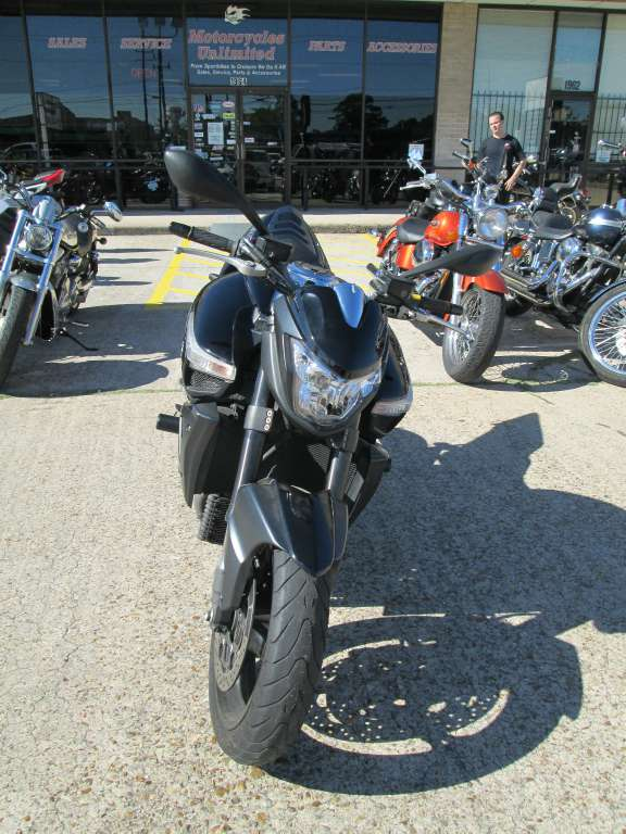 2008 Suzuki B-King in Houston, Texas
