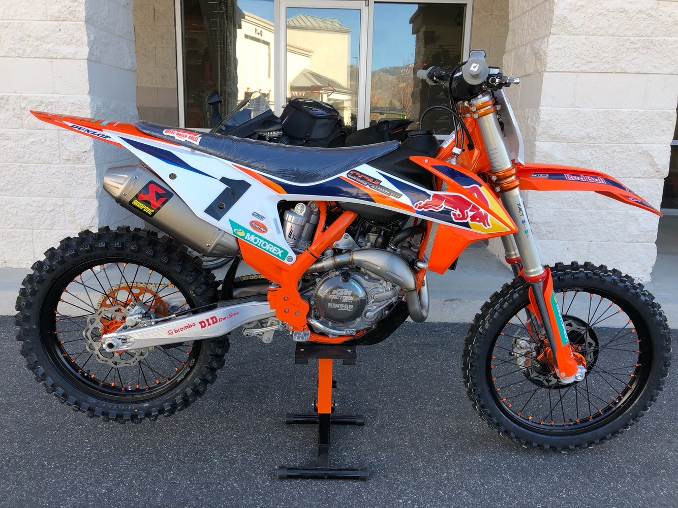 New 2020 KTM 450 XC-F Motorcycles in Carson City, NV