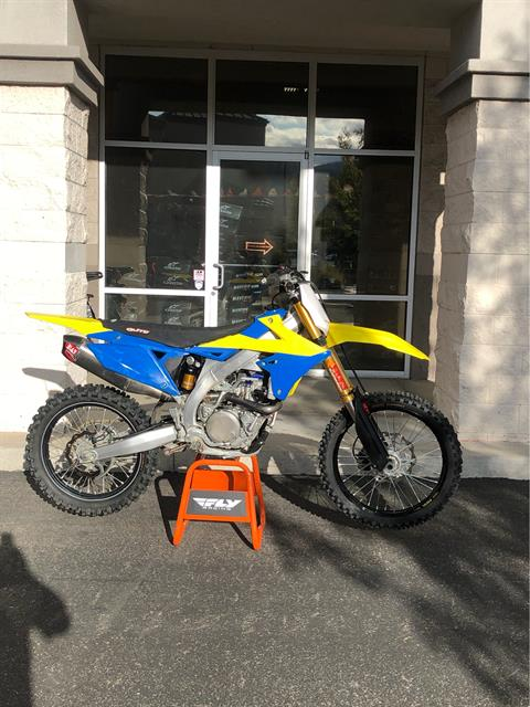2018 Suzuki RM-Z450 in Carson City, Nevada