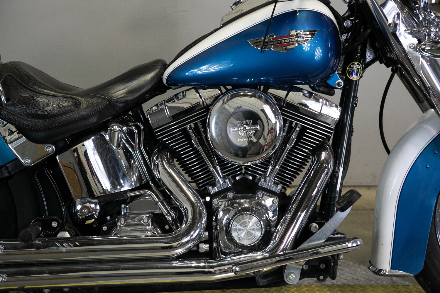 2006 Harley-Davidson Softail® Deluxe in Sacramento, California - Photo 8