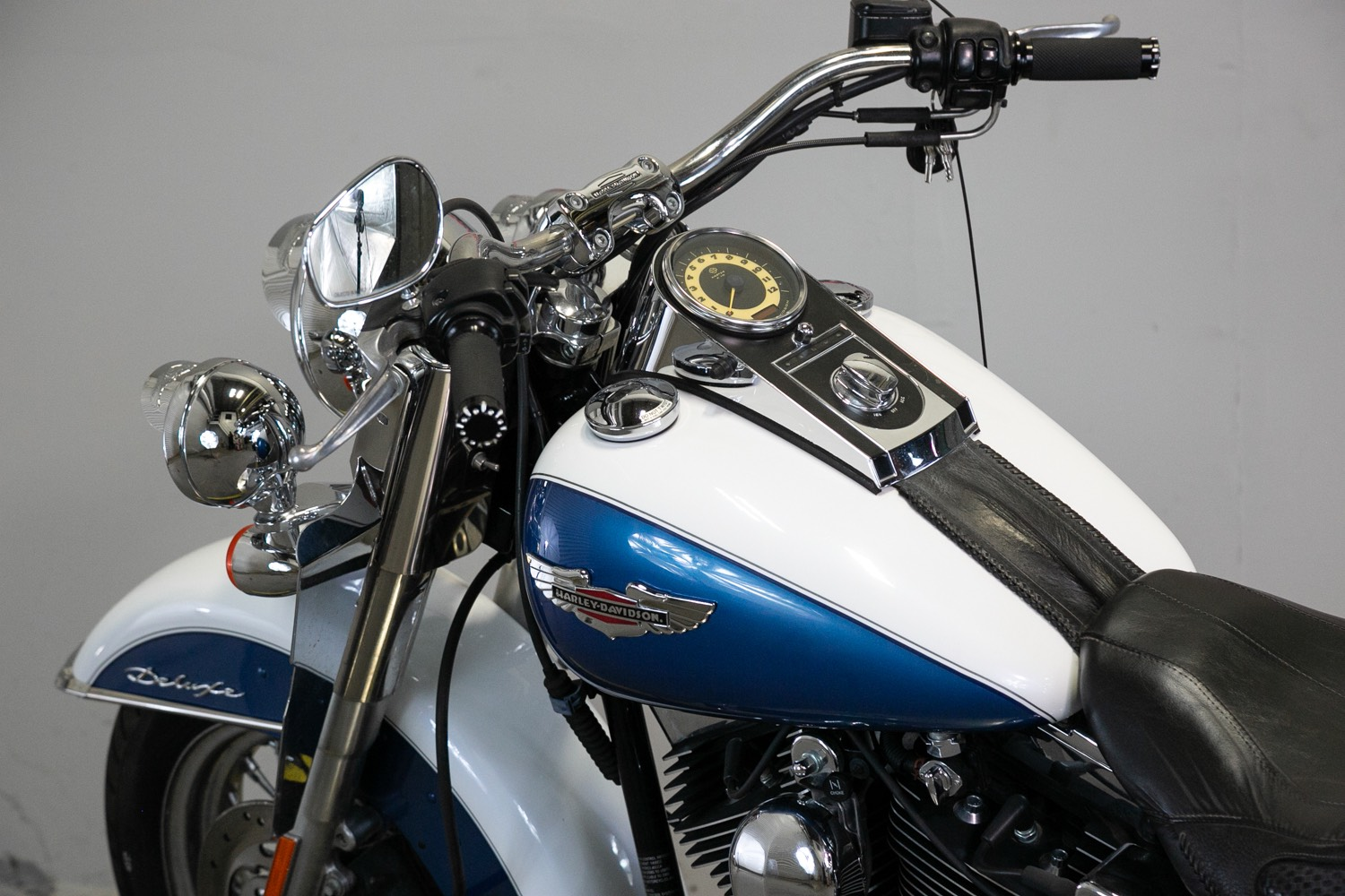 2006 Harley-Davidson Softail® Deluxe in Sacramento, California - Photo 12