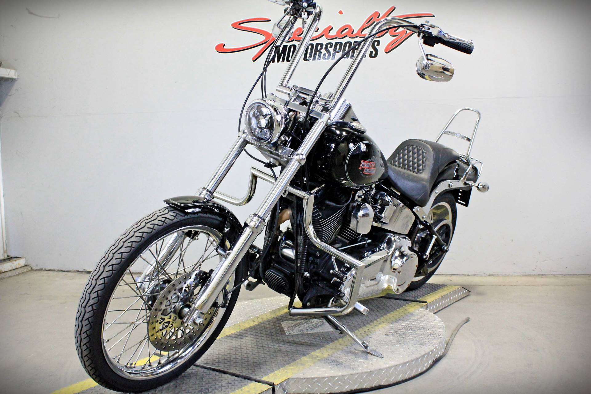2009 Harley-Davidson Softail® Custom in Sacramento, California - Photo 3