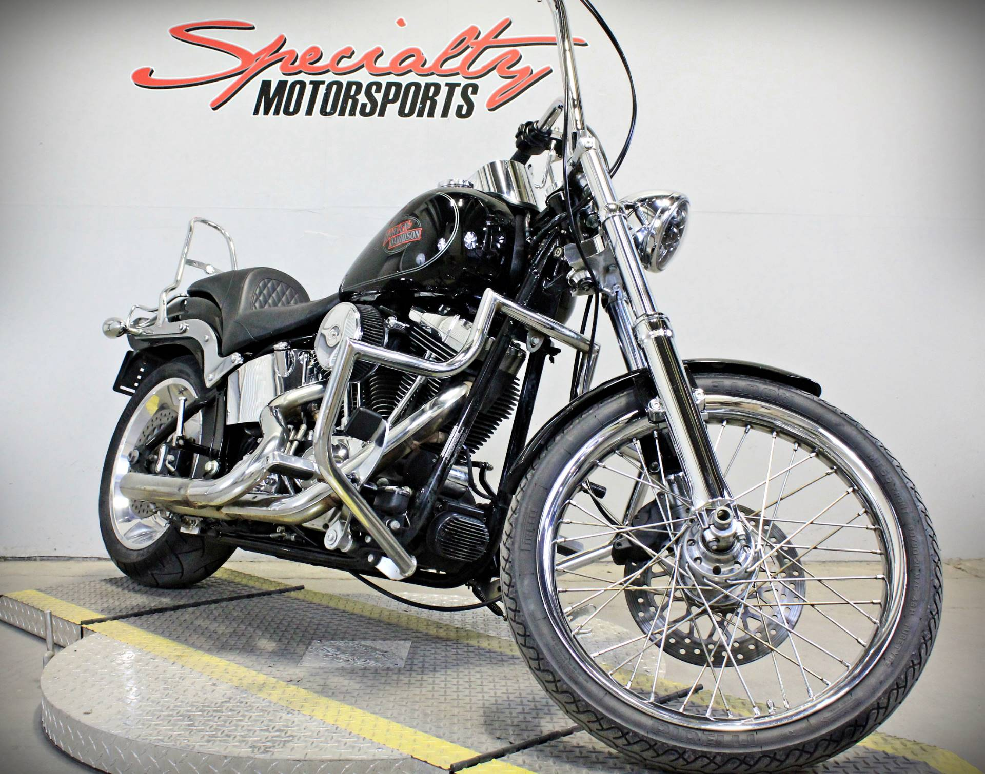 2009 Harley-Davidson Softail® Custom in Sacramento, California - Photo 10