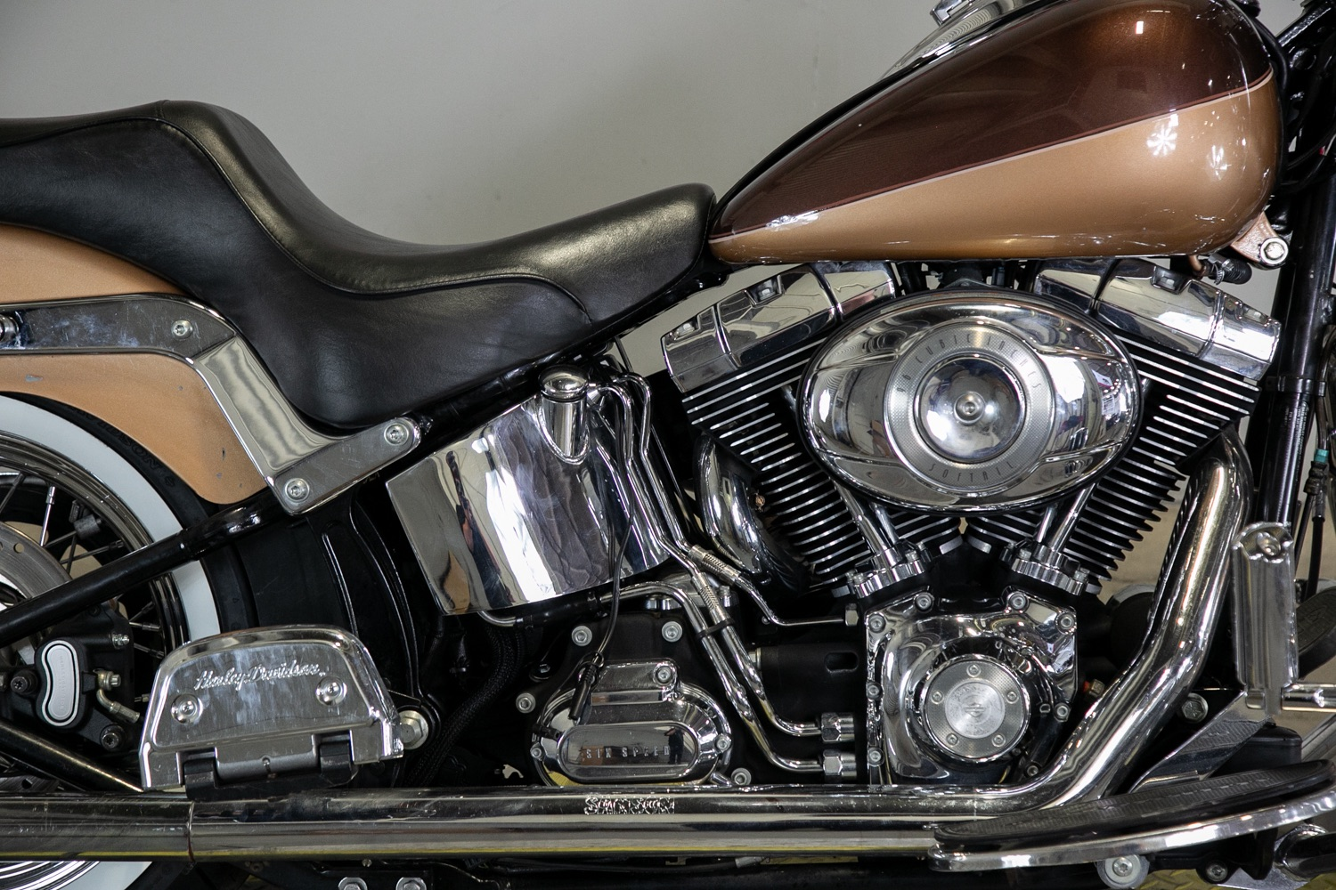 2011 Harley-Davidson Heritage Softail® Classic in Sacramento, California - Photo 8