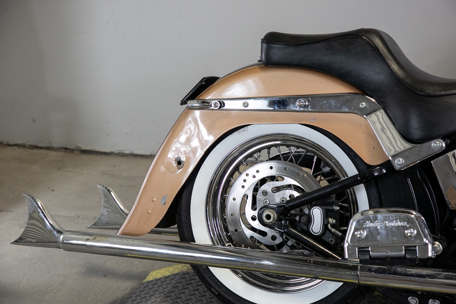 2011 Harley-Davidson Heritage Softail® Classic in Sacramento, California - Photo 9