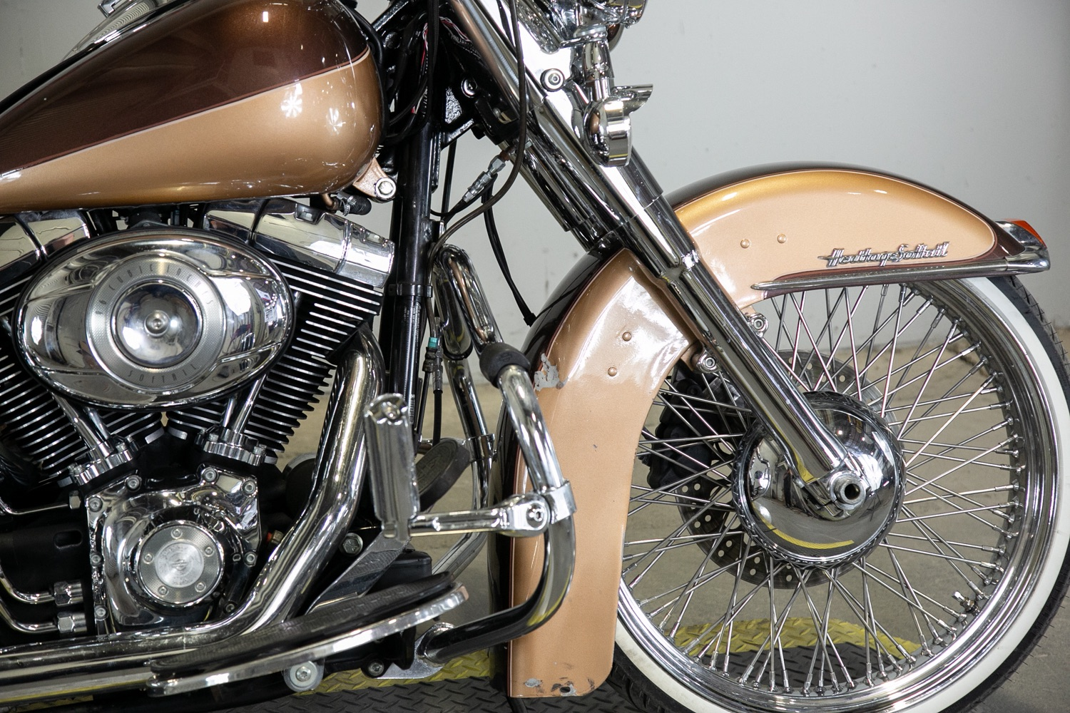2011 Harley-Davidson Heritage Softail® Classic in Sacramento, California - Photo 10